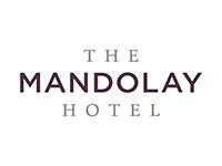 Mandolay Hotel Guildford Company Logo