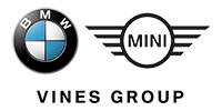 Vines BMW & Mini Company Logo